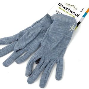 SMARTWOOL Merino 250 Touchscreen Glove in Blue Ice